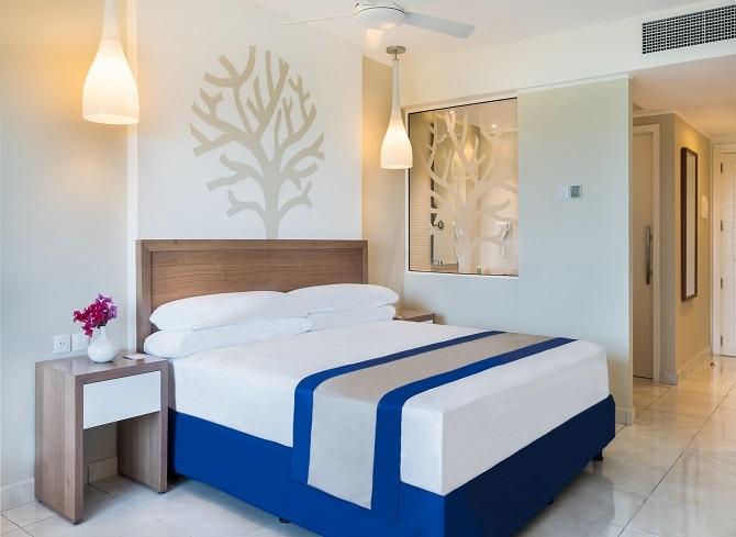 A bedroom at Dhawa Cayo Santa Maria in Cuba