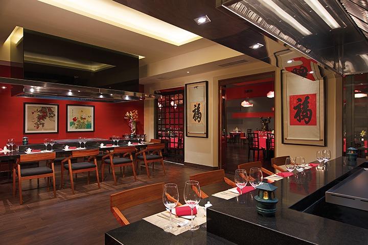 Dreams Tulum Oriental Restaurant
