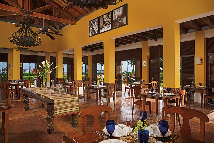 Restaurant at Dreams Tulum
