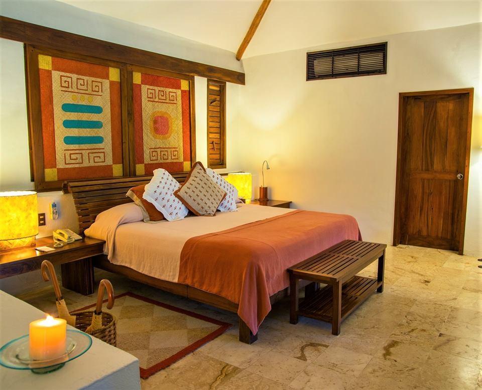 Bedroom at Explorean Kohunlich