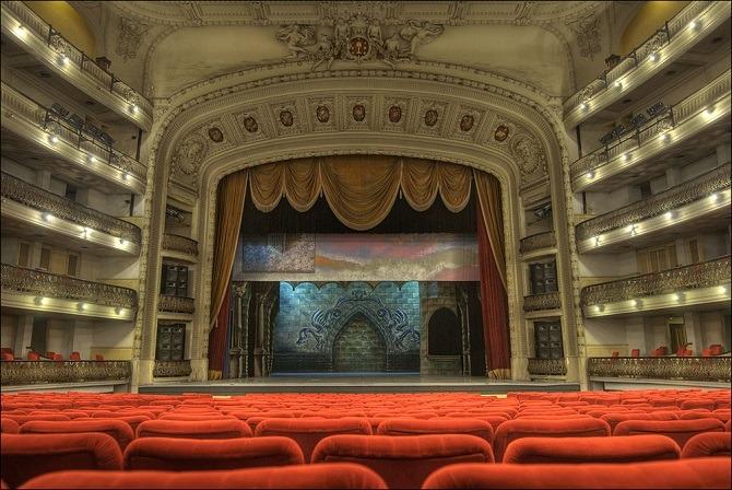 Garcia Lorca Auditorium