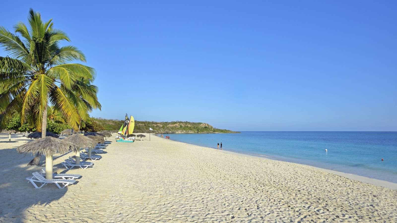 Guardalavaca Cuba Beach