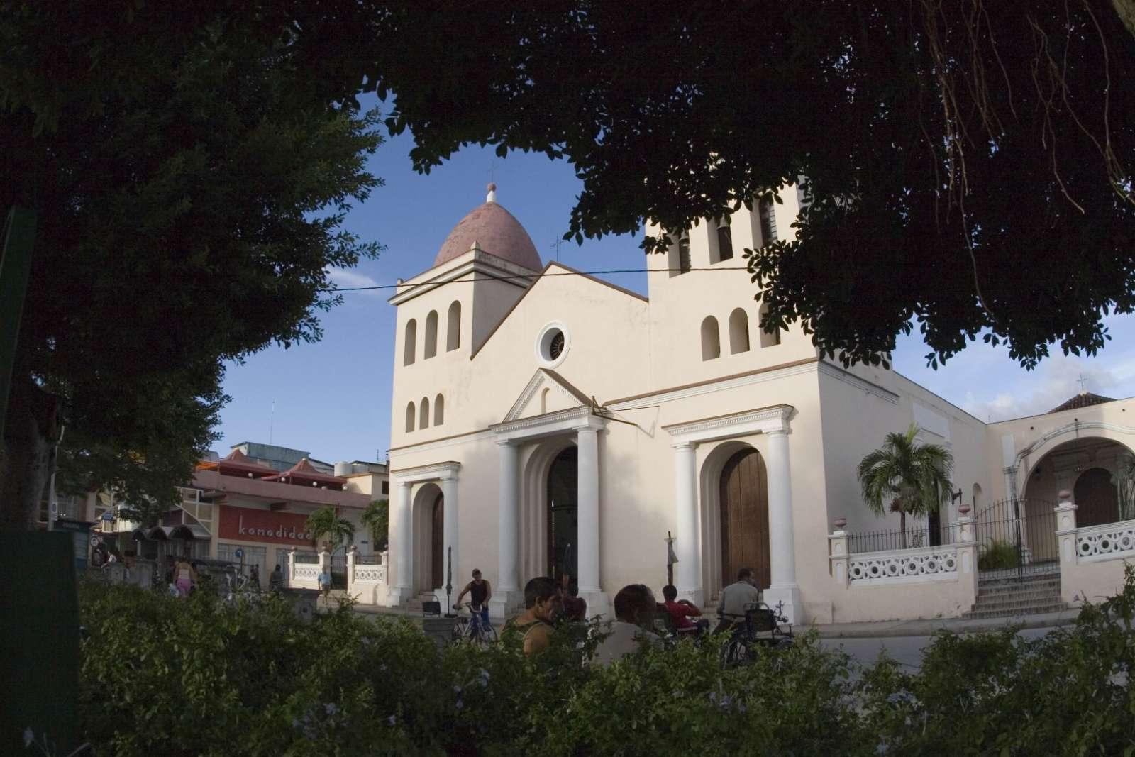 Guardalavaca Cuba Church