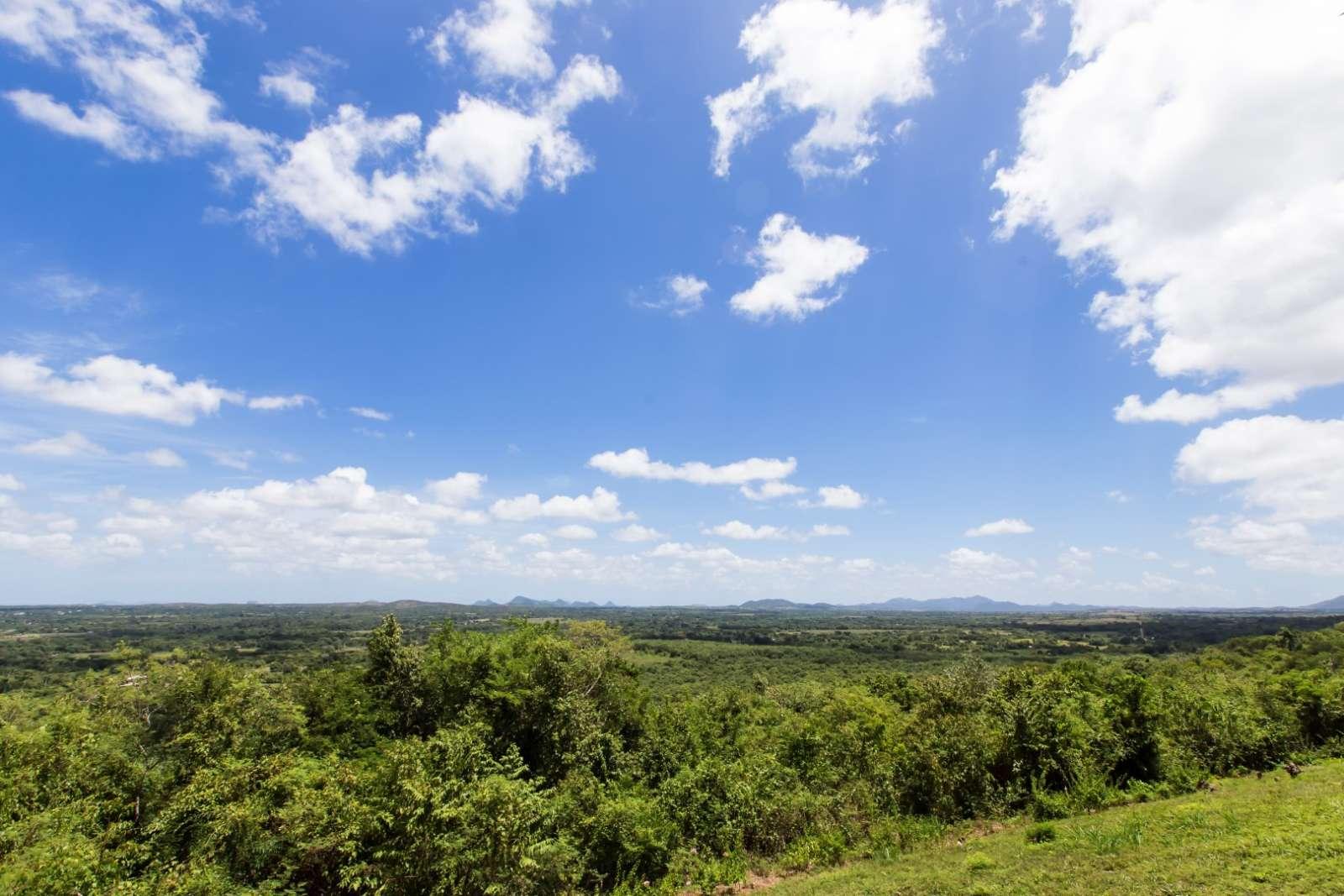 The countryside near Guardalavaca, Cuba