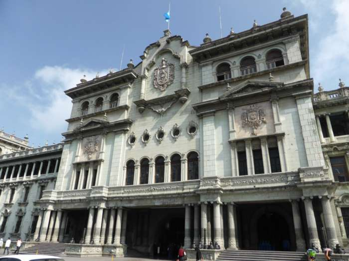 Guatemala City Building