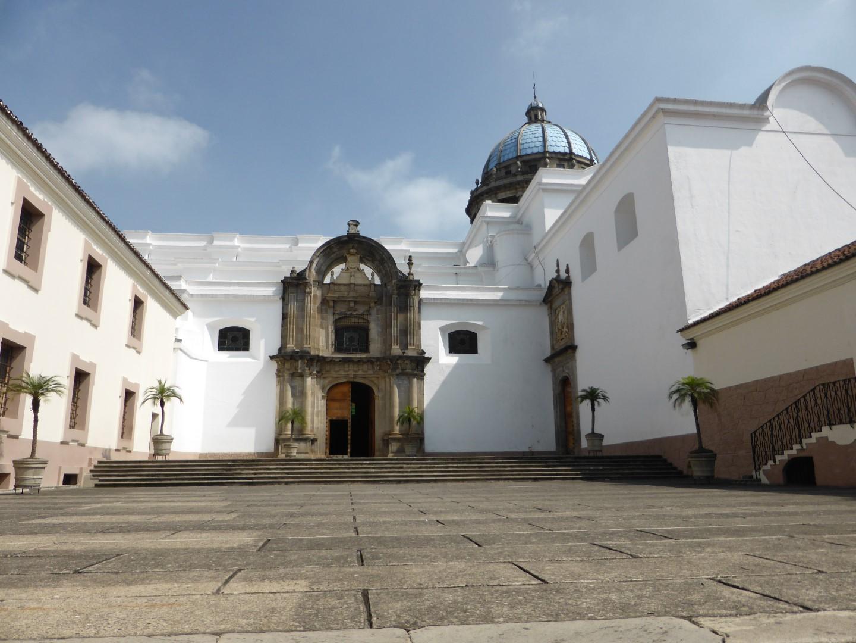 Church in Guatemala City