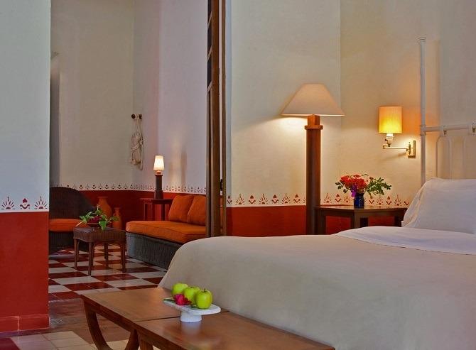Hacienda Santa Rosa Room