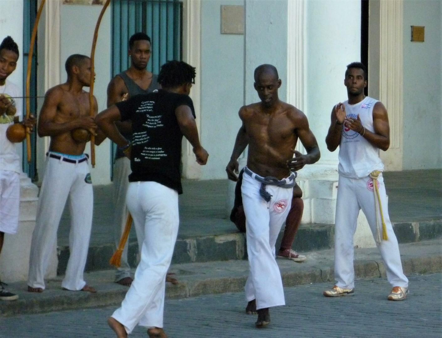 Havana Cuba Street Dancing