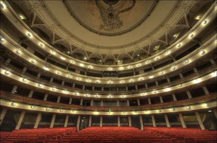 Tour of Gran Teatro de la Habana