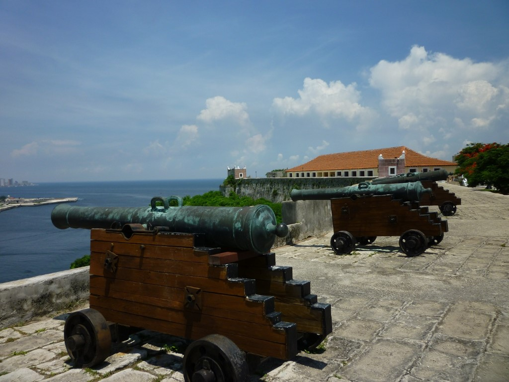 Morro Castle Tour in Havana