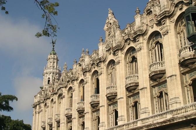 Four days in Havana