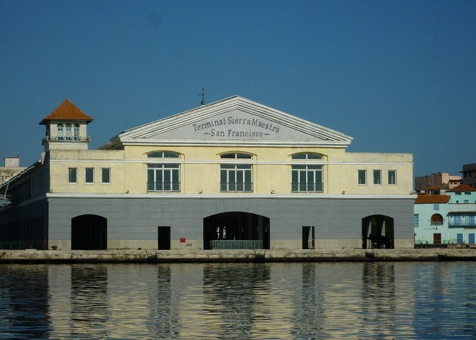 The Havana Cruise Terminal