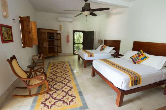 Heritage hotel in Yucatan, Mexico