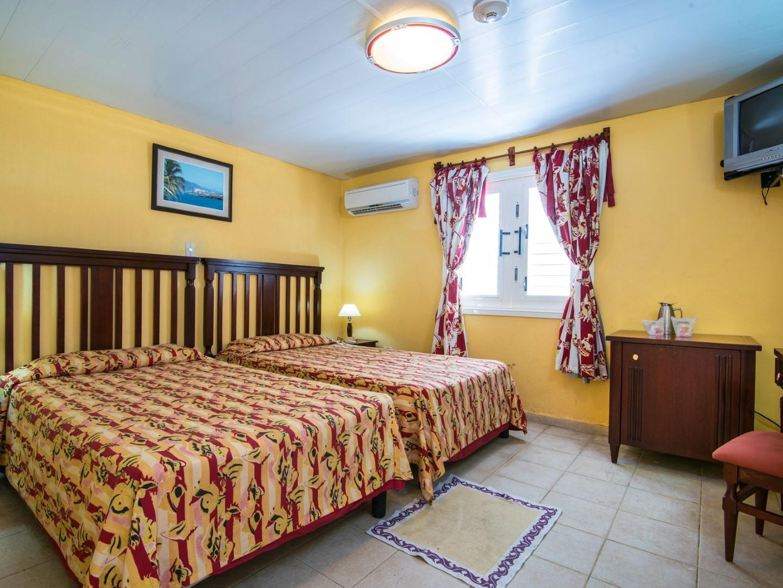 Bedroom at Hostal 1511
