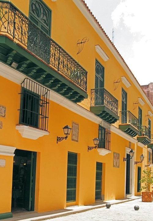 Exterior of Havana hotel