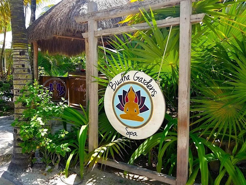 Budha Gardens Spa at Hotel Akumal Caribe