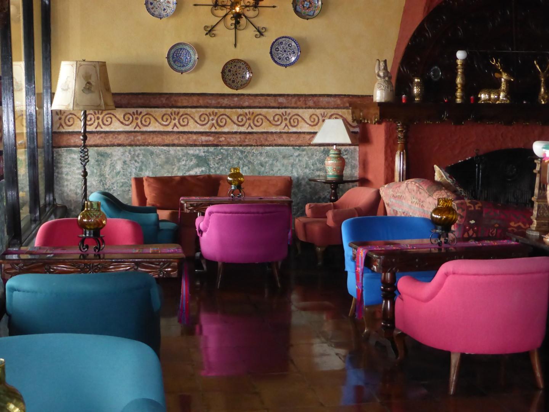 Bar at Hotel Atitlan