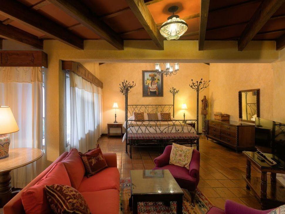 Suite at Hotel Atitlan