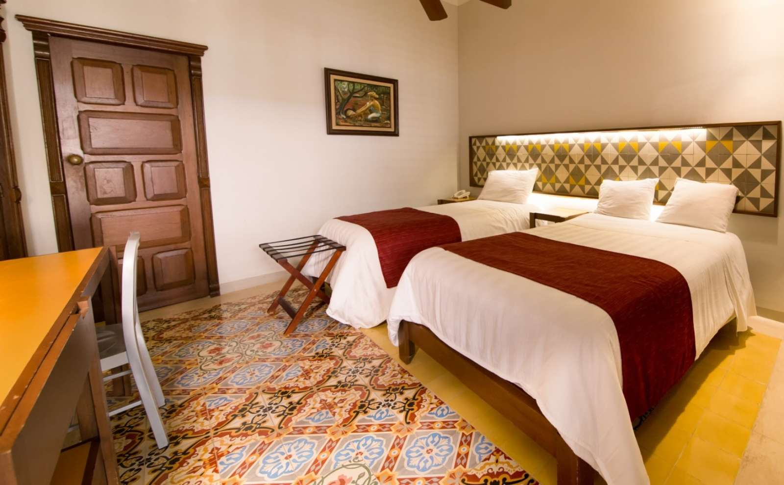 Bedroom at Hotel Caribe Merida