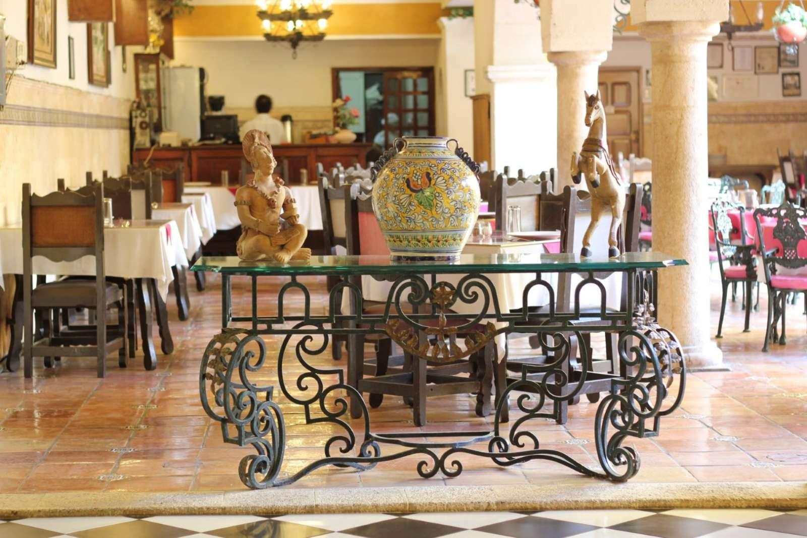 Restaurant at Hotel Caribe Merida
