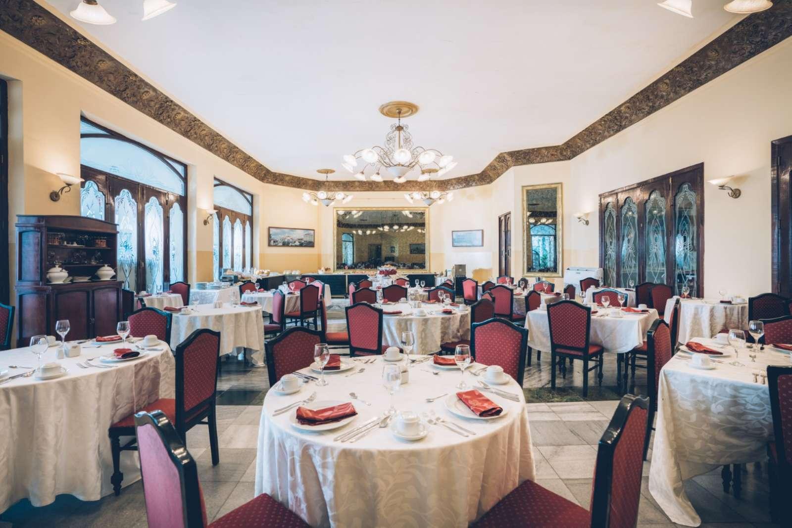 Restaurant at Iberostar Casa Granda