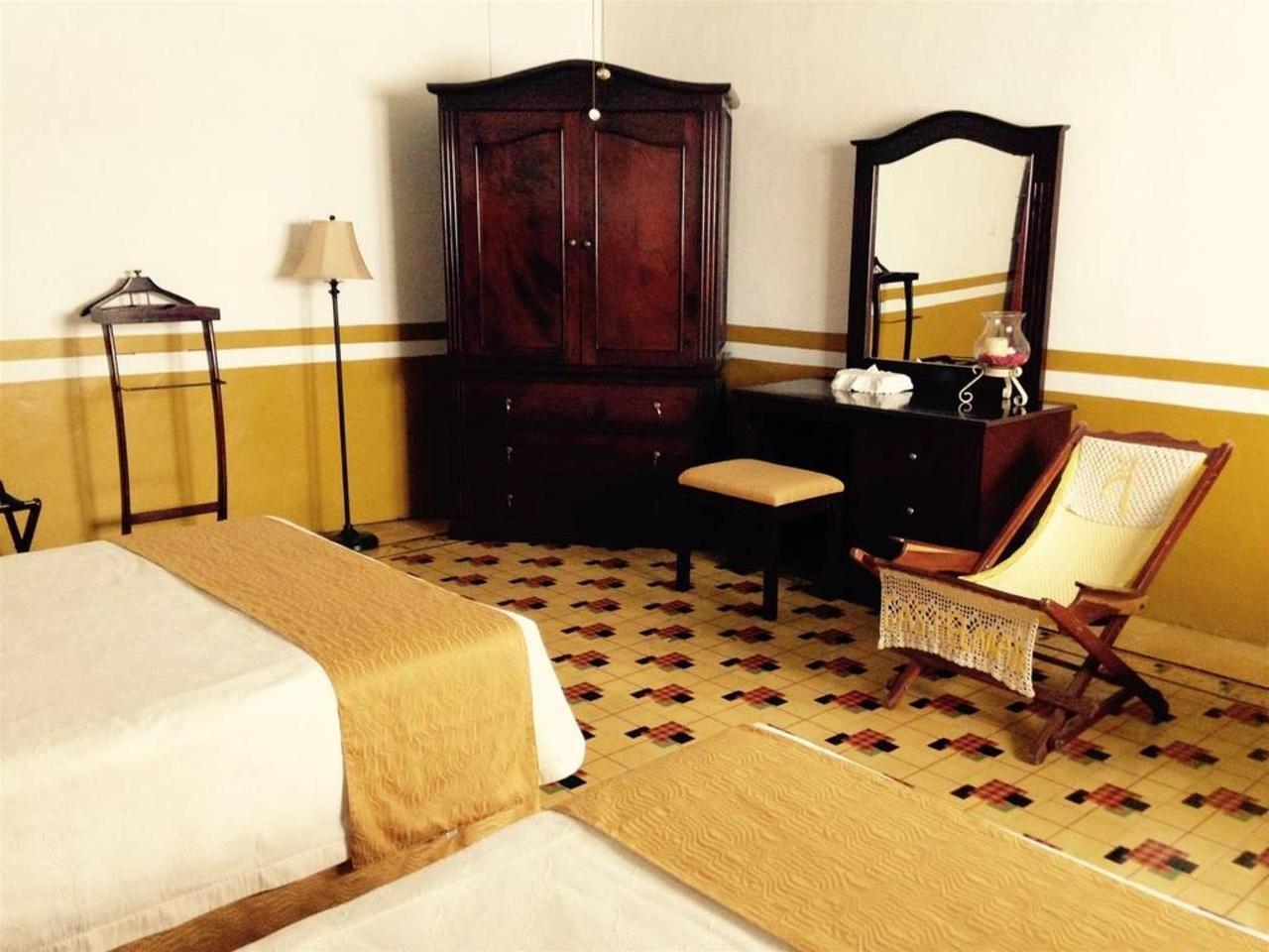 Hotel Castelmar Campeche Twin Room