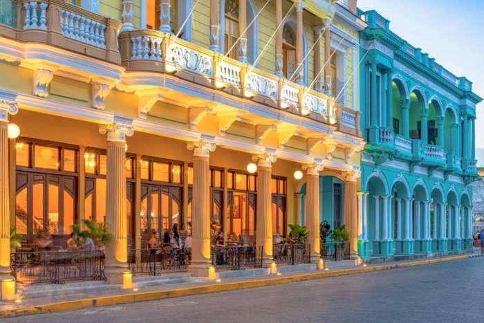 Hotel Central in Santa Clara, Cuba