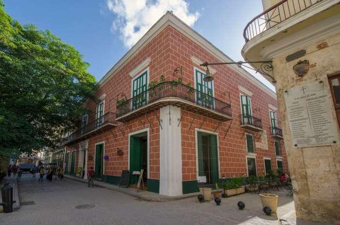 Hotel Conde de Villanueva in Havana, Cuba