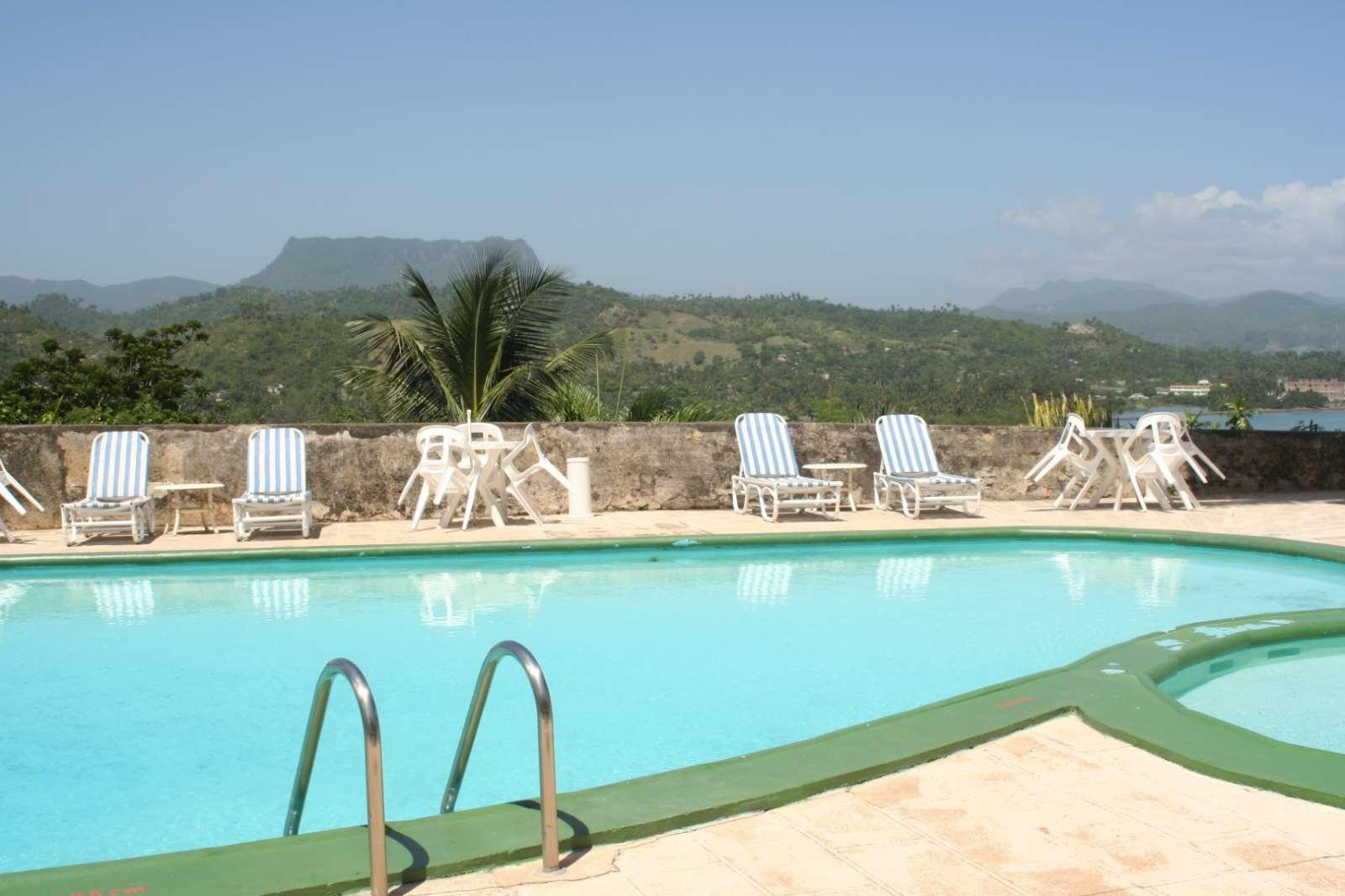 Pool at Hotel El Castillo