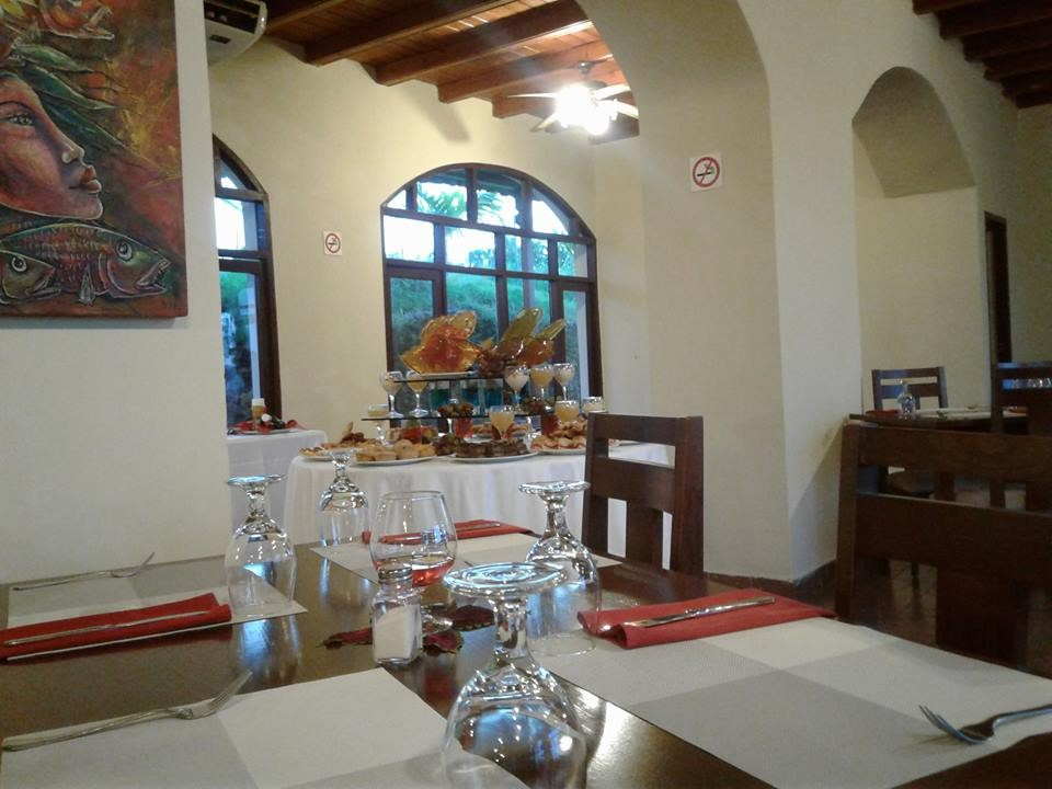 Restaurant at Hotel El Castillo