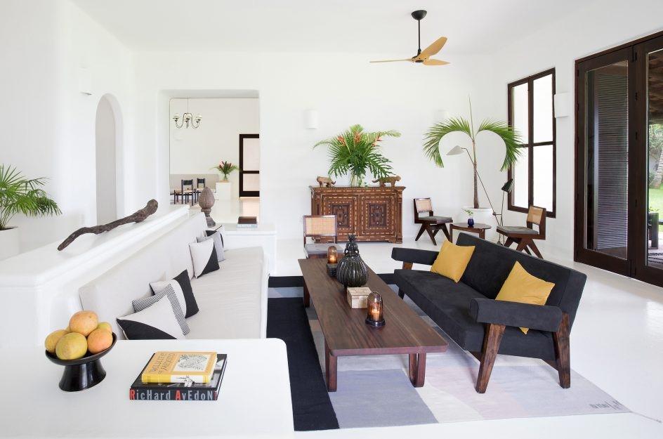 Lounge at Hotel Esencia