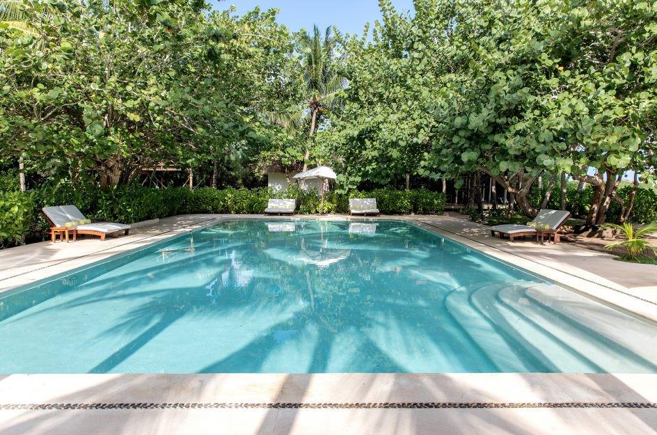 Pool at Hotel Esencia