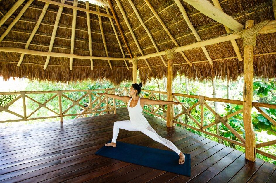 Wellness at Hotel Esencia