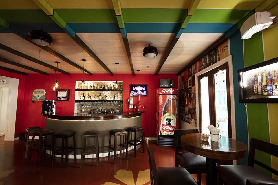 Bar at Hotel Isla de Flores