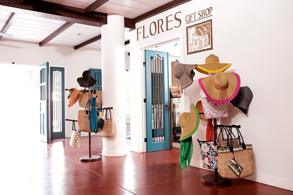 Shop at Hotel Isla de Flores