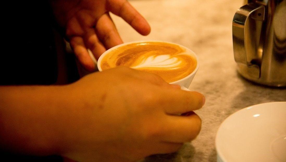 Coffee at Hotel La Inmaculada