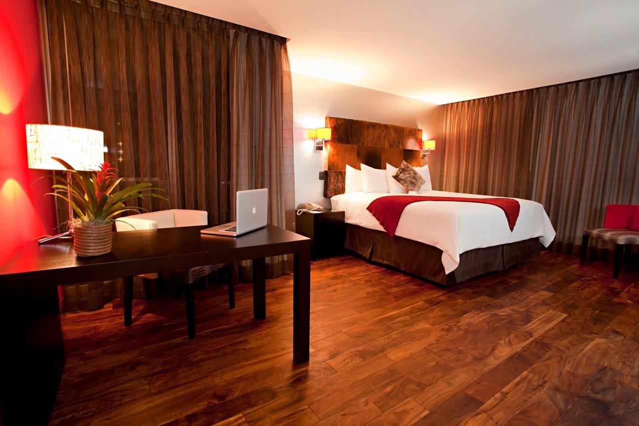 Large room at Hotel La Inmaculada