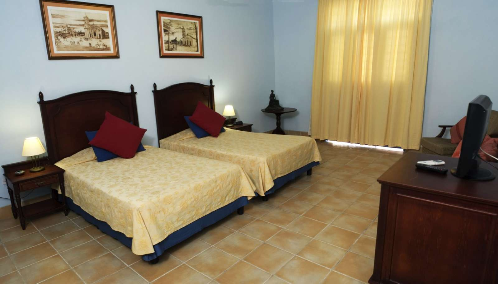 Room at Hotel Mascotte in Remedios