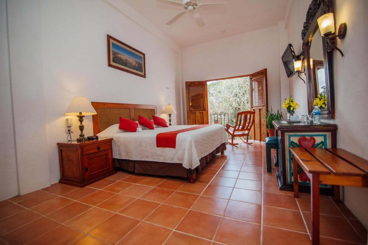 Junior Suite at Hotel Meson Del Marques