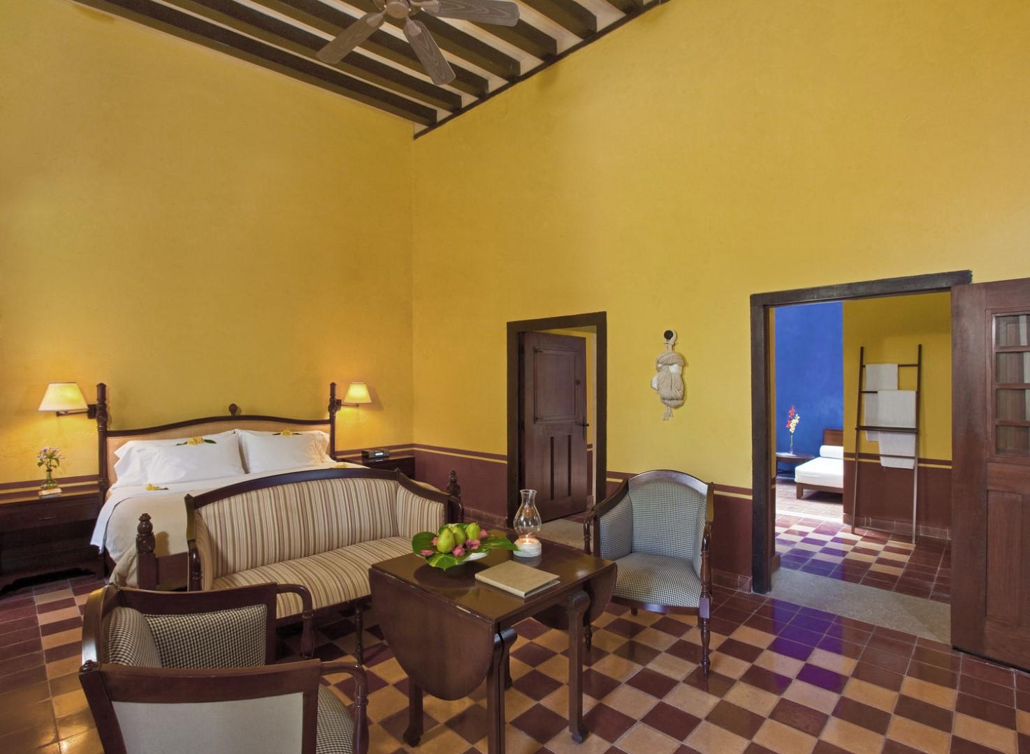 Suite at Hotel Puerta Campeche