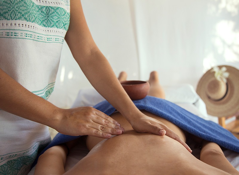 Massage at Hotel Rosa Del Viento