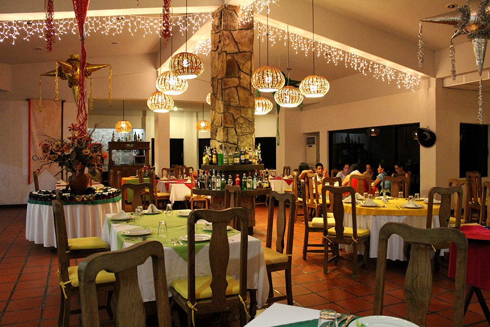 Restaurant at Hotel Tucan Siho Playa Campeche