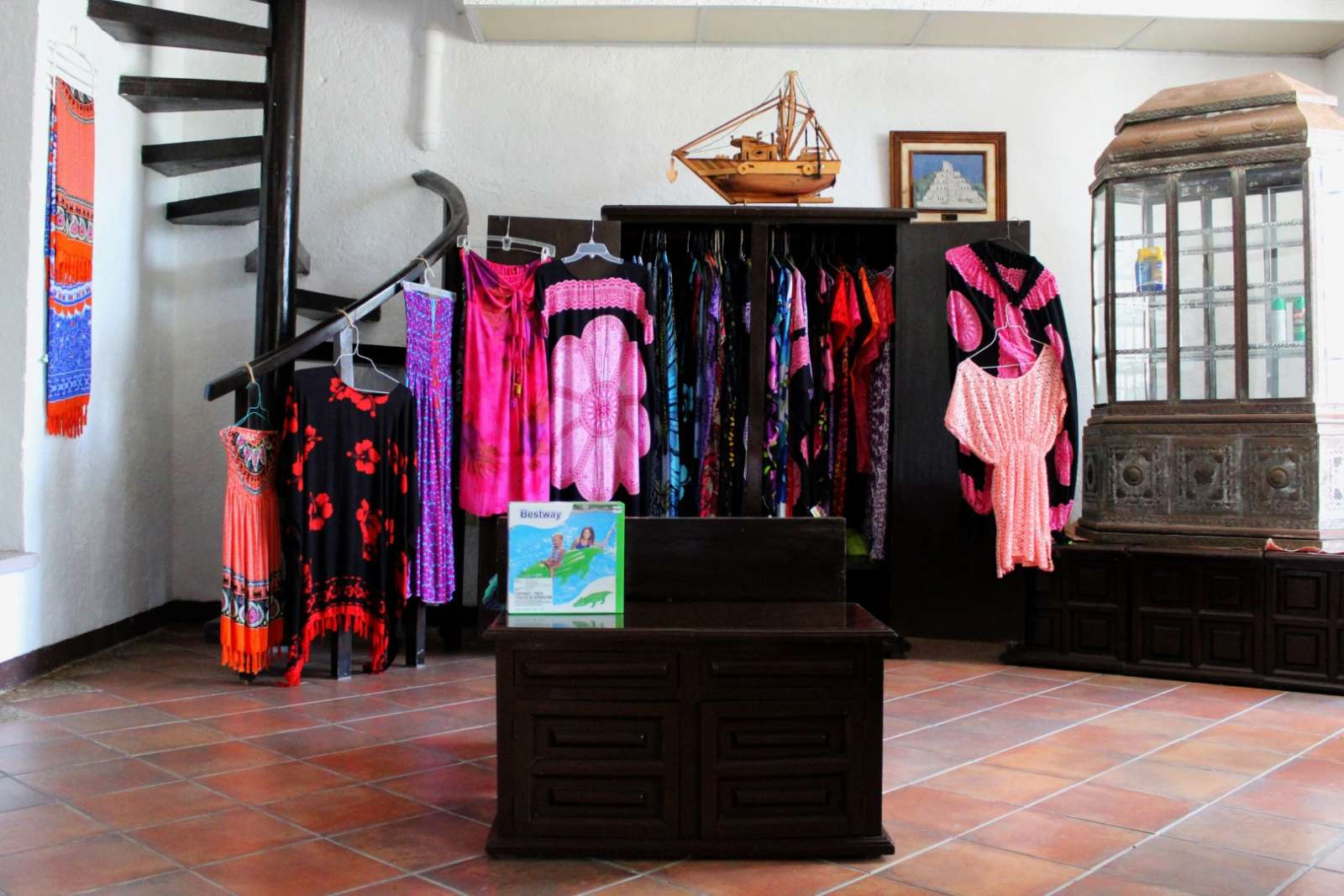 Shop at Hotel Tucan Siho Playa Campeche