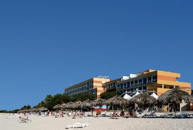 Hotel Ancon in Trinidad Cuba