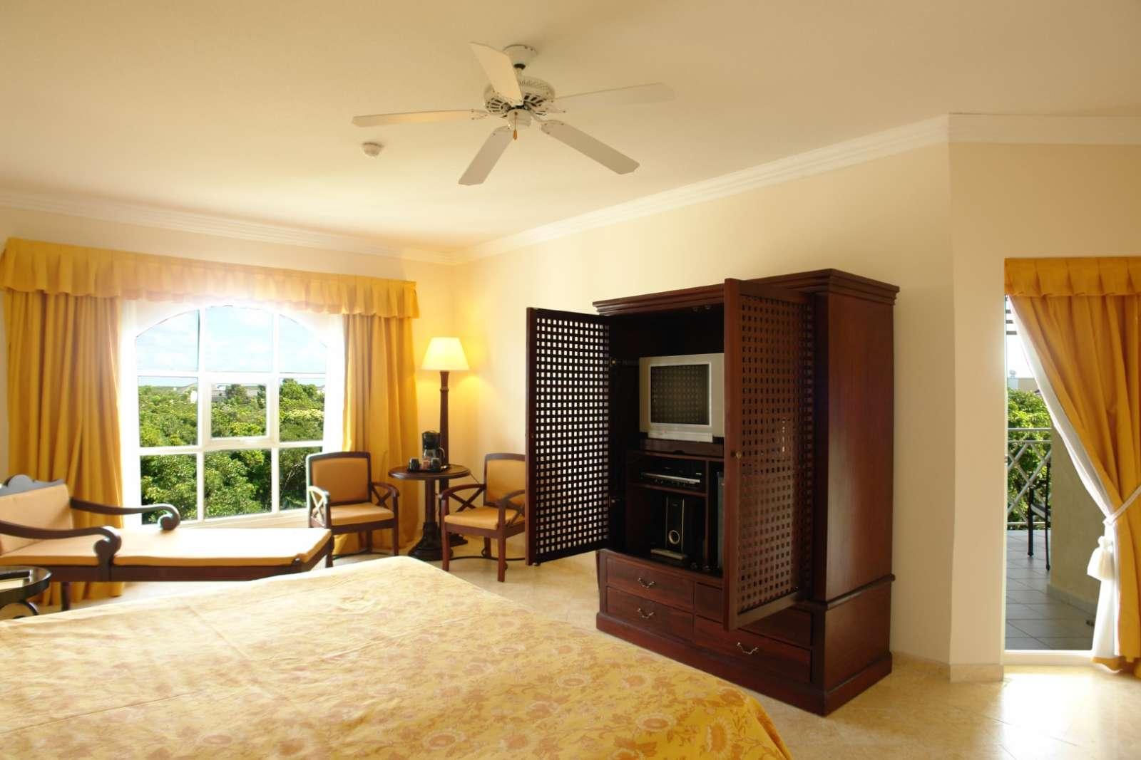 Bedroom at Iberostar Ensenachos