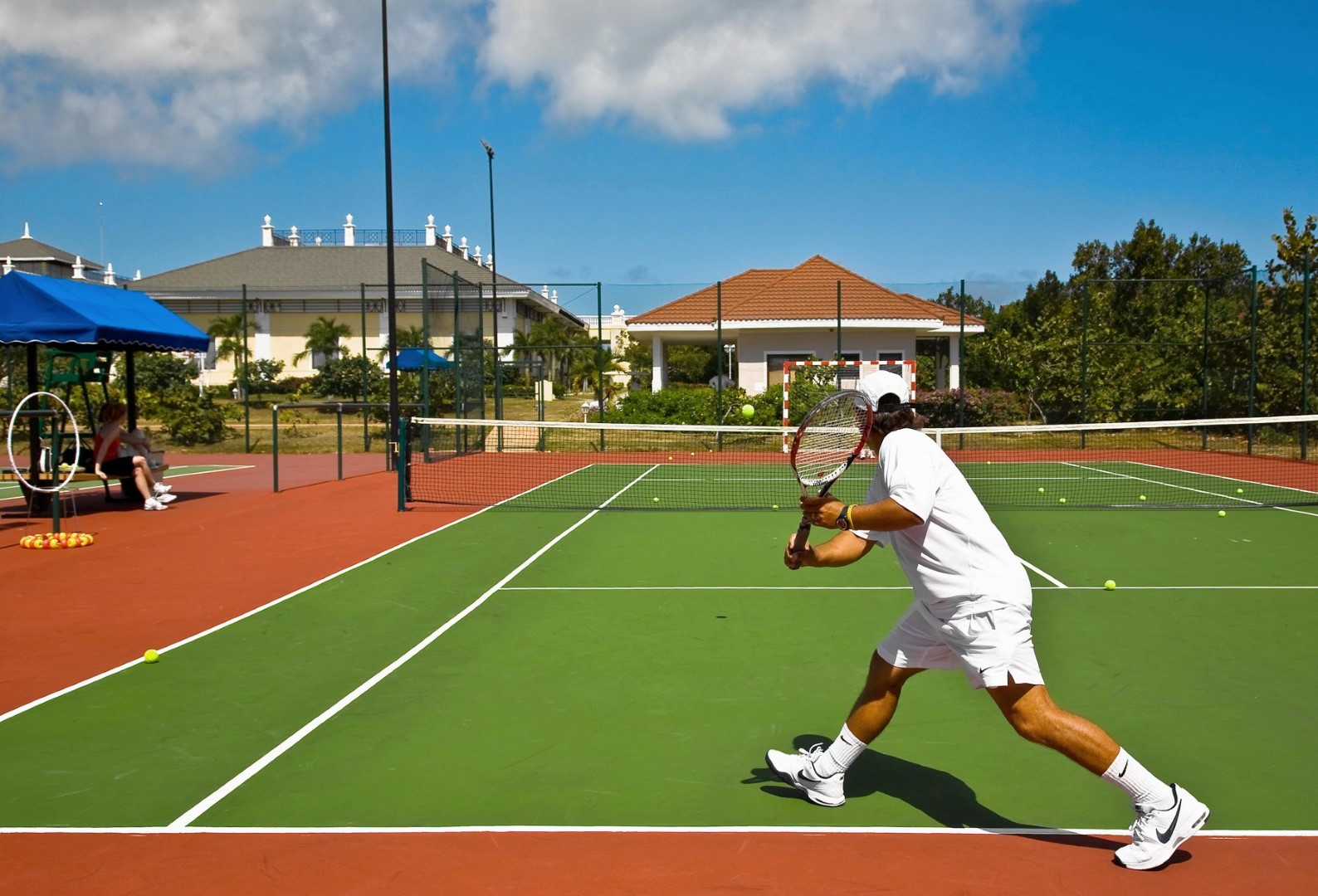 Tennis at Iberostar Ensenachos