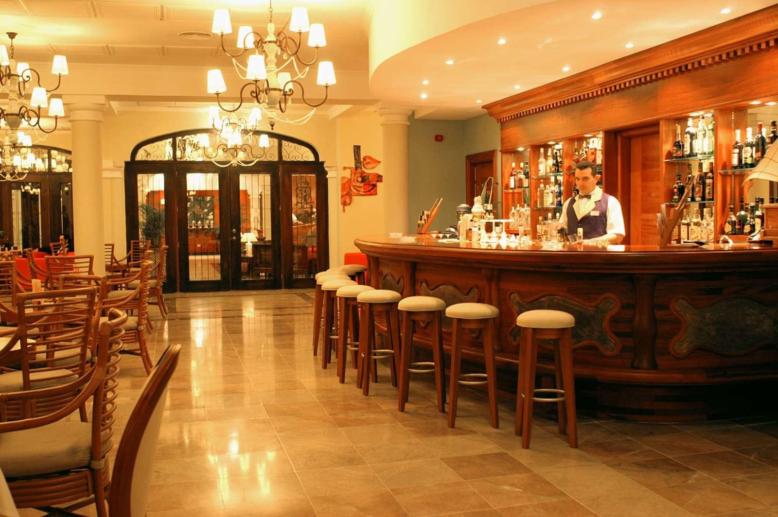 Bar at Iberostar Grand Trinidad