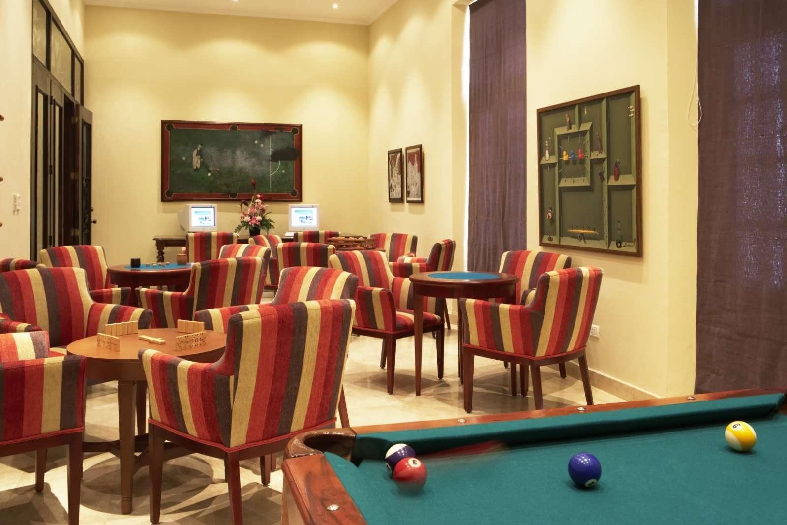 Lounge bar at Iberostar Grand Trinidad