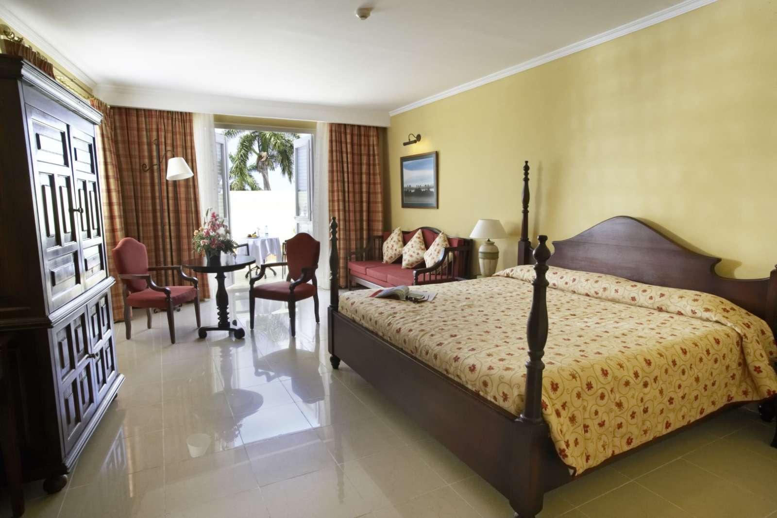 Double room at Iberostar Grand Trinidad