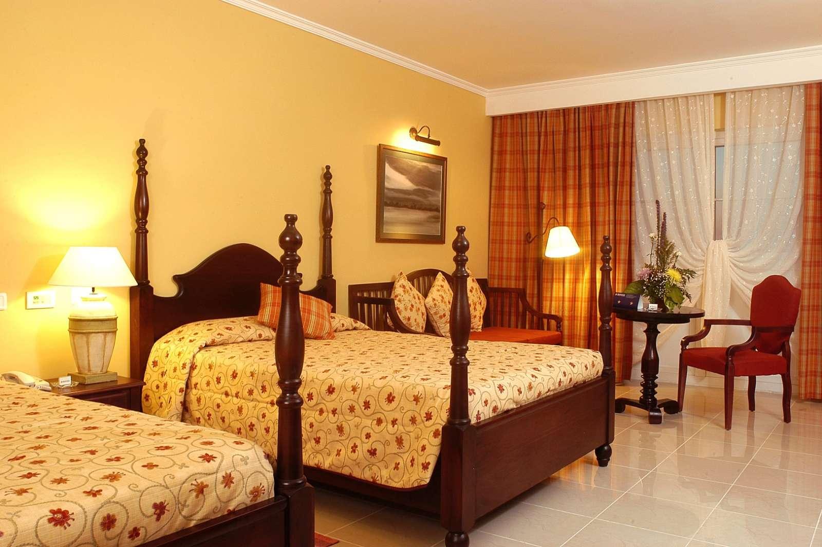 Twin room at Iberostar Grand Trinidad